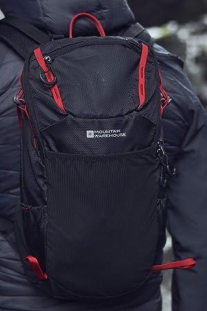 Wandern Brust und Sternum-Rucksack Mountain Warehouse Inca 18 L Rucksack