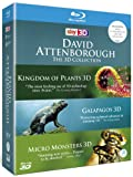 David Attenborough: The 3D Collection [Blu-ray]