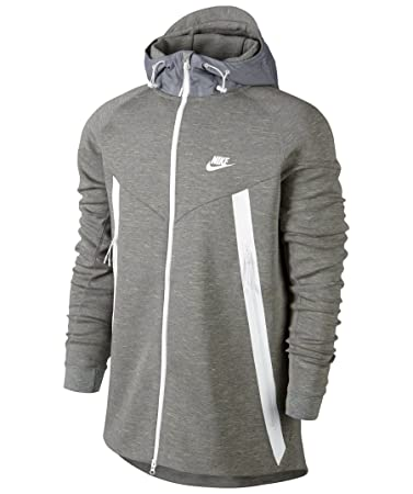 c0af7eb165d0 Nike Herren Jacke Tech Fleece Windrunner Super, Grau, L, 642958-091 ...