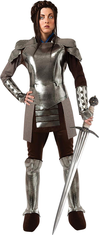 Amazon Com Snow White The Huntsman Snow White Armor Costume Adult Clothing