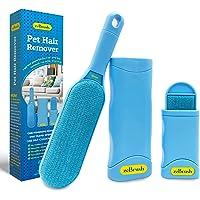 Fansrock Quitapelos para Mascotas Pet Hair Remover Limpiador de Pelo de Mascotas Cepillo Reutilizable Lavable del removedor del Pelo del Animal dom/éstico para el sof/á de la Ropa de la Alfombra