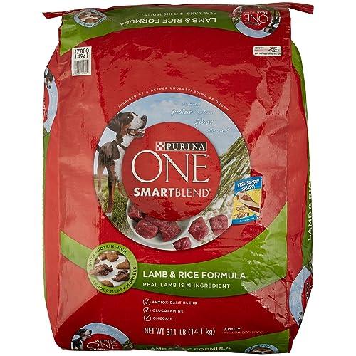 Purina ONE SmartBlend Lamb & Rice Formula