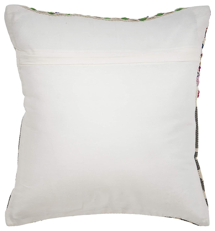Kess InHouse Nick Nareshni La Jolla Cliffside Sandstone White Photography Throw 80 x 60 Fleece Blanket
