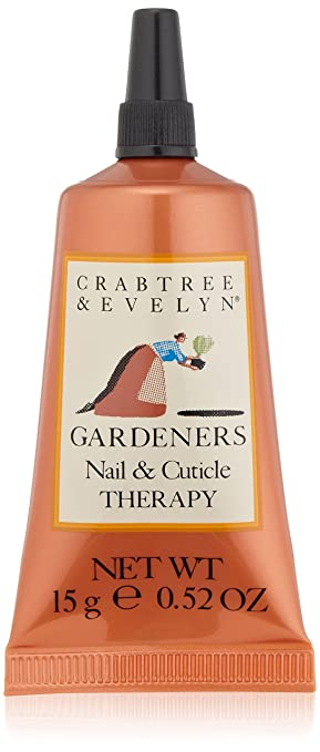 Amazoncom Crabtree Evelyn Nail and Cuticle Therapy Gardeners