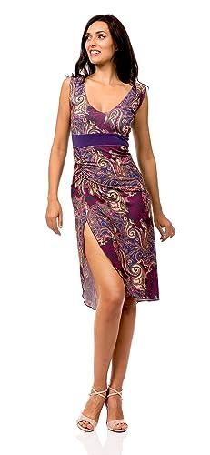 de9a160b11c4 ABITO ROSSELLA. Abbigliamento donna da sera e da tango argentino. Evening    Tango dress