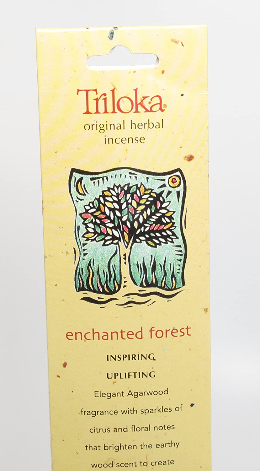Frankincense - Triloka Original Herbal Incense Sticks Triloka Herbal Incense Sticks 120298