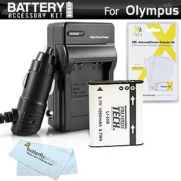 Amazon.com: Kit de Cargador para Batería y para cámara ...