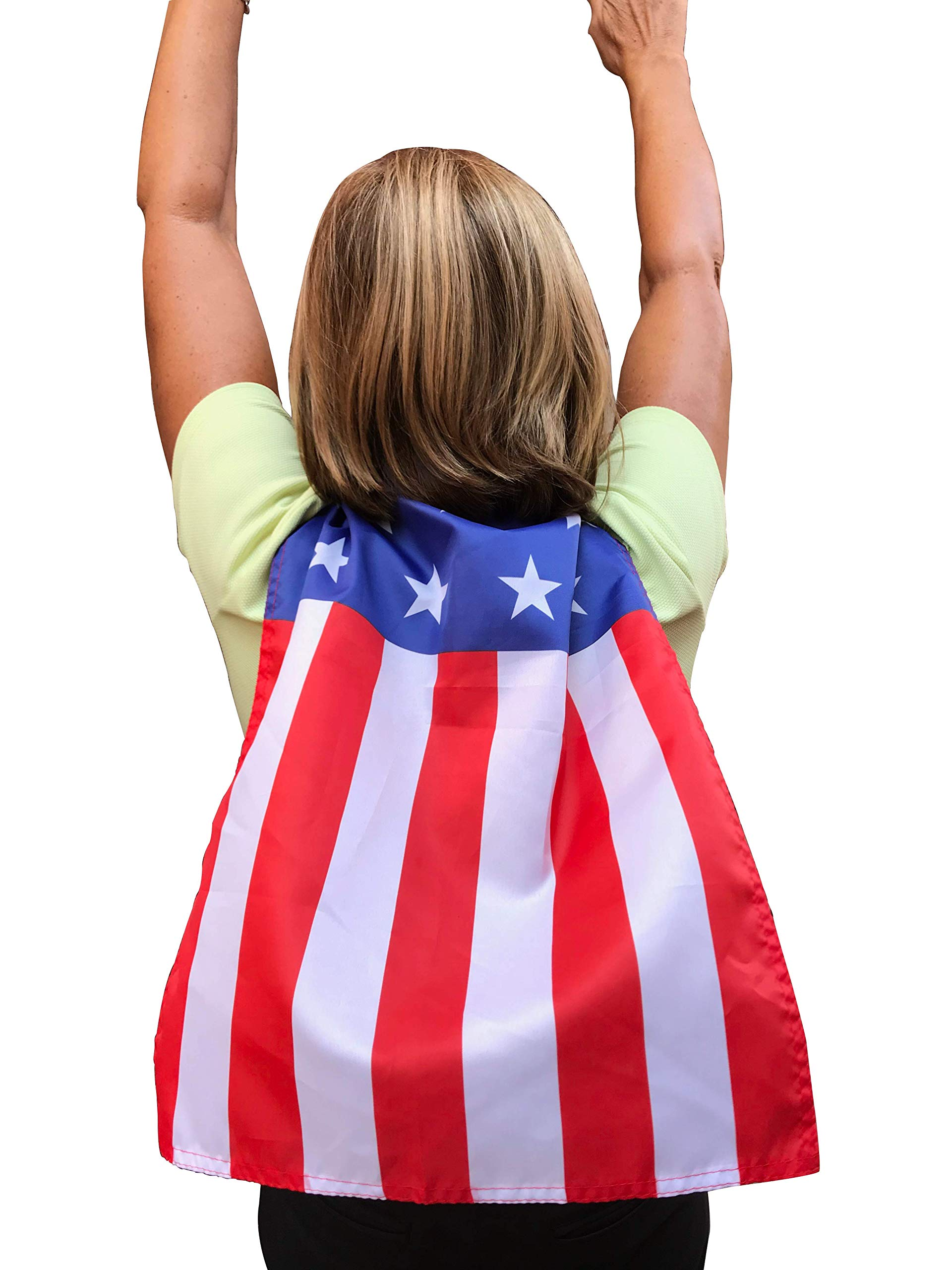 Freedom Capes American Flag Cape (Mini Cape) by Freedom Capes