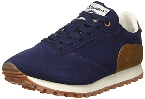 Corsa, Zapatillas Unisex Adulto, Azul (Blue 71), 45 EU Vespa