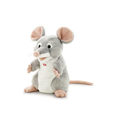 "Mouse Puppet 9"" by Trudi : Hand Puppets : Baby"