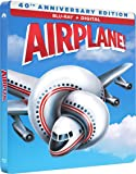 Airplane! 40th Anniversary Limited Edition Steelbook (Blu-ray + Digital)