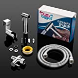 Stainless Steel Cloth Diaper Sprayer Kit By Easy