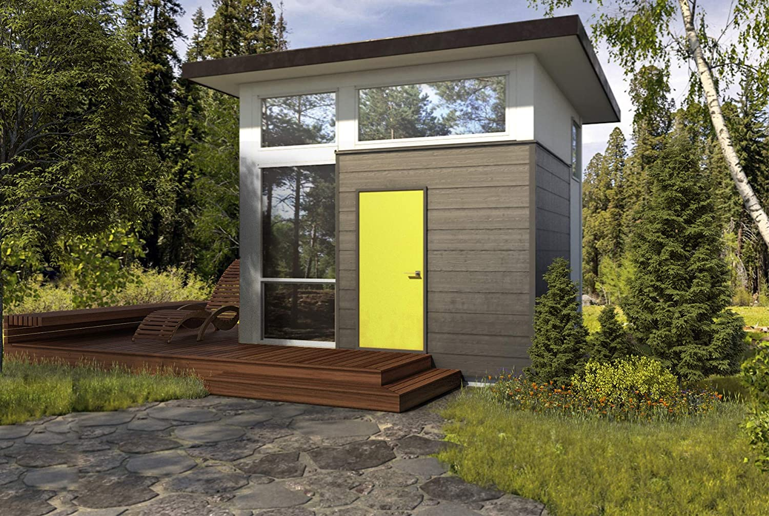 NOMAD Micro Home - Modular Tiny Home with Off-Grid Technology (nomadmicrohomes.com)