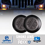 Opar Front Turn Signal for 07-17 Jeep Wrangler JK & Wrangler Unlimited