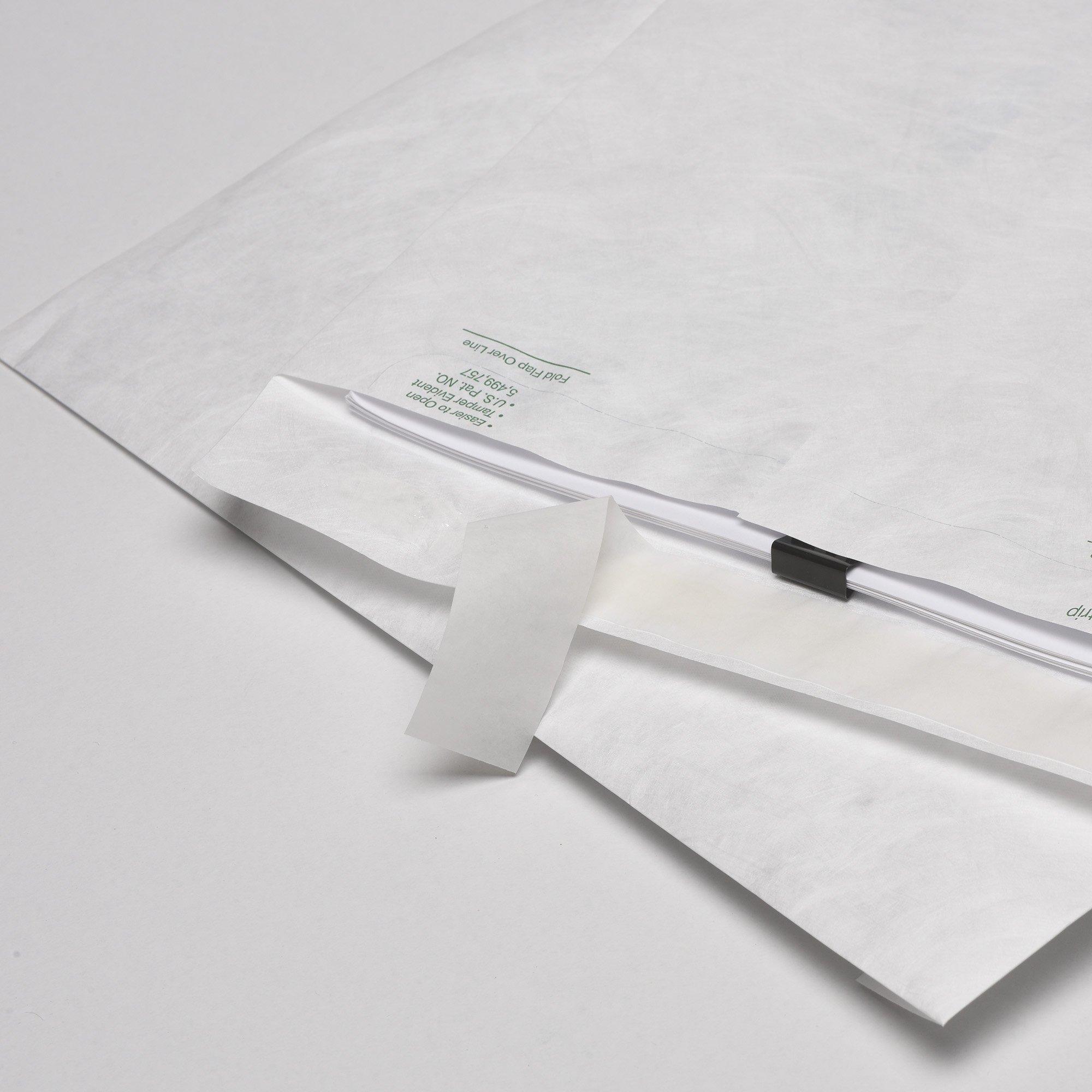 Quality Park Survivor R1460 Tyvek Mailer, 9 x 12, White (Box of 100) by Quality Park (Image #7)
