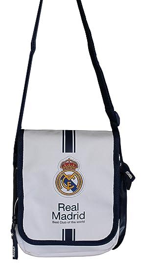 16c6ab1424 Sacoche Sac à bandoulière Real Madrid club foot CR7 Ronaldo Benzema ...