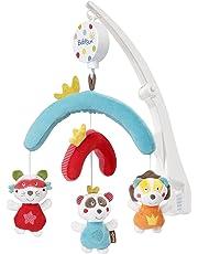 BabySun 80890264 Musical de Voyage Mobile, Multicolore