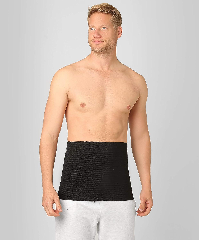 ®BeFit24 Faja Lumbar Deportiva Premium para Mujer y Hombre – Faja Tubular Termica Perfecta para Fitness, Correr, Caminar, Esquiar [ Size 6 ]