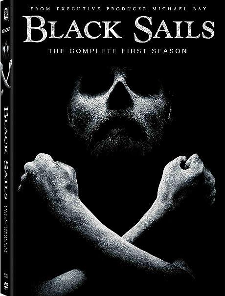 c1f59b5120895 Amazon.in  Buy Black Sails  The Complete Season 1 DVD