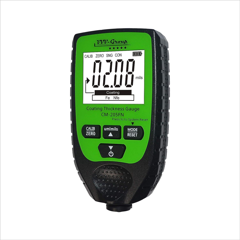 Digital Coating Thickness Gauge CM-205FN