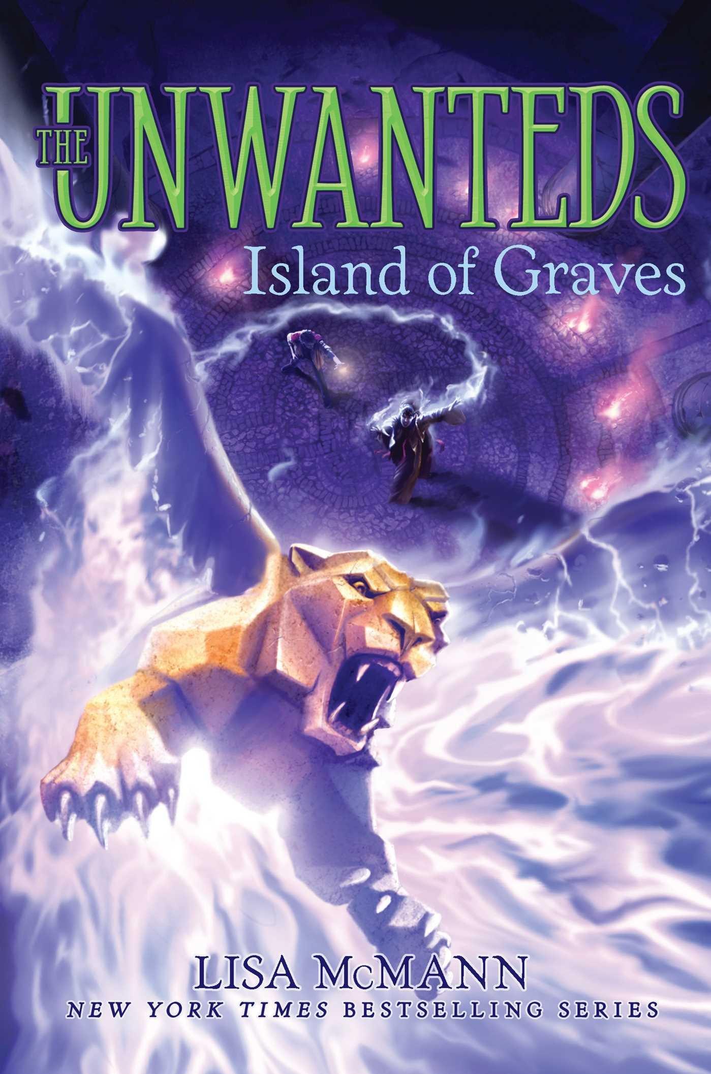 Island of Graves (The Unwanteds): Lisa McMann: 9781442493353: Amazon.com:  Books