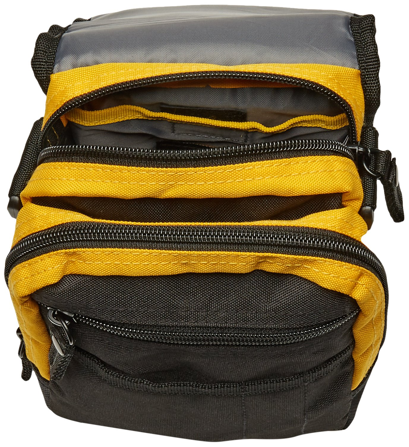 Messenger Bag CATERPILLAR Rodney 83437-12 Black//Yellow