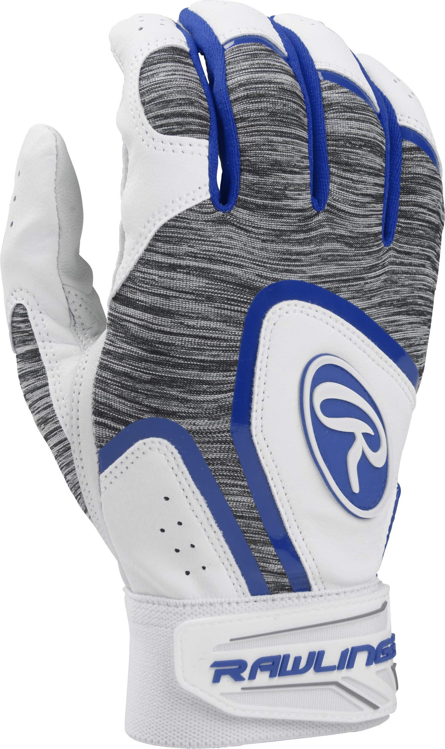 Rawlings 5150WBG-R-91 Rawlngs 5150 Batting Gloves, Royal by Rawlings