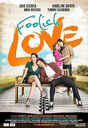 amazon com foolish love philippines filipino tagalog movie