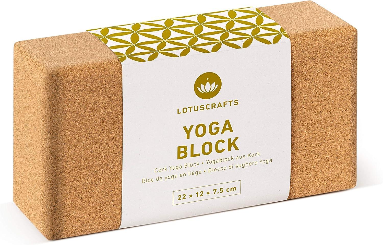 Bloque de yoga Lotuscrafts