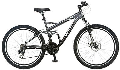 Mongoose Detour Full Suspension Bicycle Review