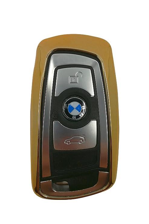 CK + BMW auto de llave Carcasa TPU plástico Keyless Key ...