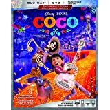 COCO [Blu-ray] (Bilingual)