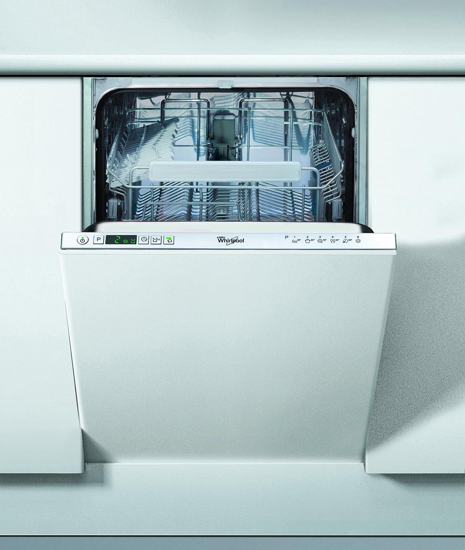 Whirlpool ADG 301 Totalmente integrado 6cubiertos A+ lavavajilla ...