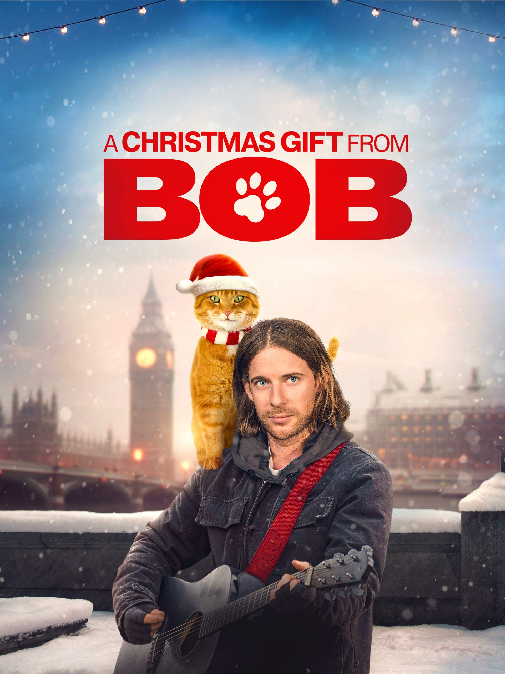 A Christmas Gift From Bob (4K UHD) on Amazon Prime Video UK