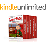 The Dana Potter Cozy Mystery Collection: Books 1-5