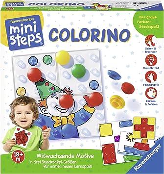 Ravensburger ministeps Colorino, Lernspiel für Kleinkinder