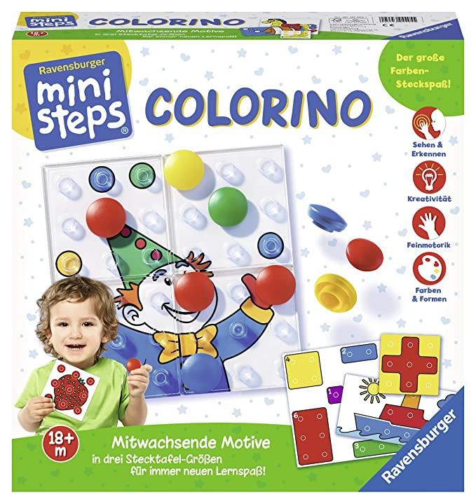 Ravensburger 04503 - Colorino: Amazon.de: Spielzeug