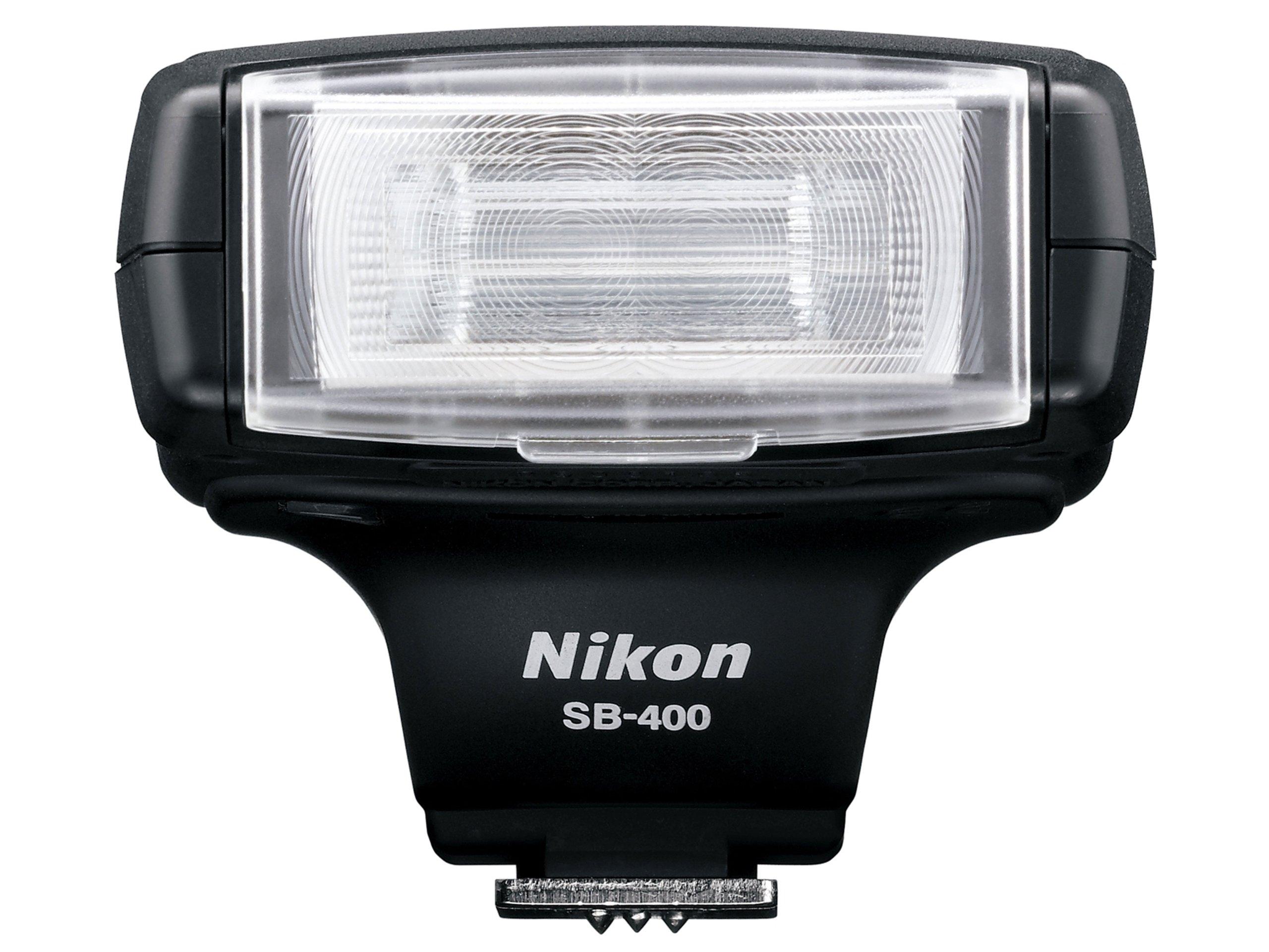 Nikon SB-400 AF Speedlight Flash for Nikon Digital SLR Cameras by Nikon