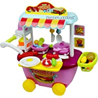 Perpetual Bliss Mini Fast Food Toy for Kids, (Dimension) cm :39x22x35