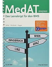 MedAT 2018/19: Das Lernskript für den BMS - Mit Zugang zu Lernskript.get-to-med.com