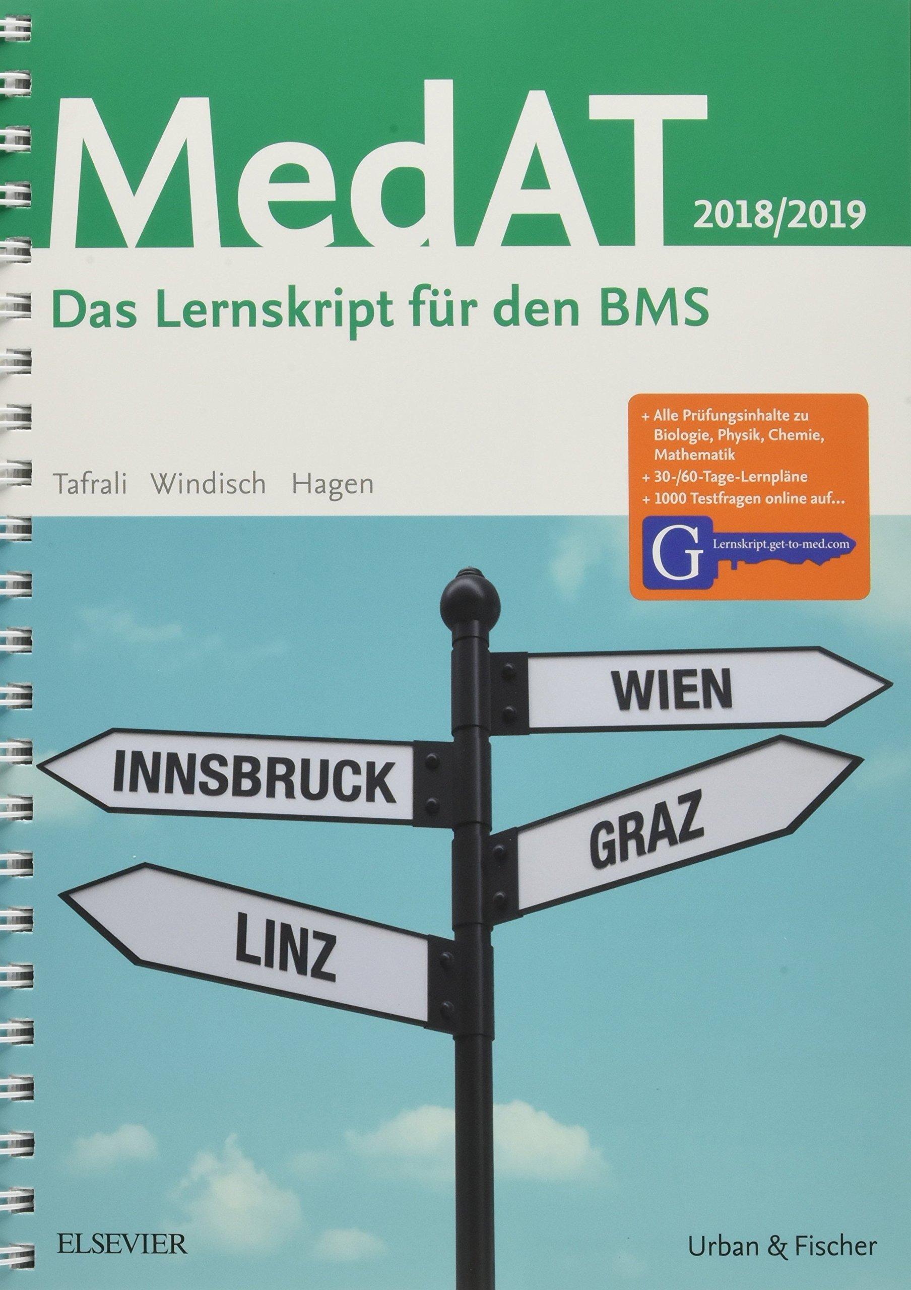 MedAT 2018/19: Das Lernskript für den BMS