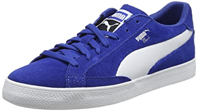 Unisex Adults Match Vulc 2 Low-Top Sneakers, Black-Asphalt Puma