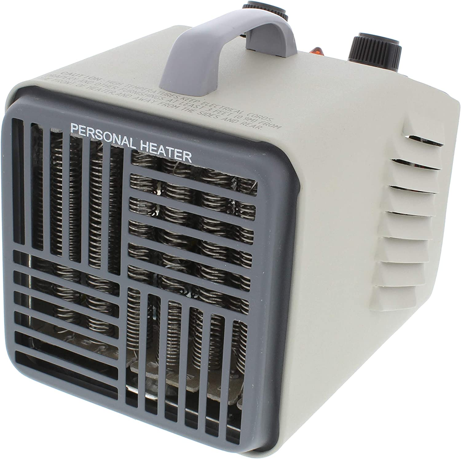 Comfort Zone Personal Heater Fan