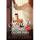 Stacy's Second Older Man: An Older Man, Younger Woman Erotic Romance (Stacy and Her Dad's Best Friend Book 3)