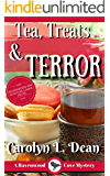 TEA, TREATS, and TERROR: A Ravenwood Cove Cozy Mystery (book 9) (English Edition)