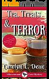 TEA, TREATS, and TERROR: A Ravenwood Cove Cozy Mystery (book 9)