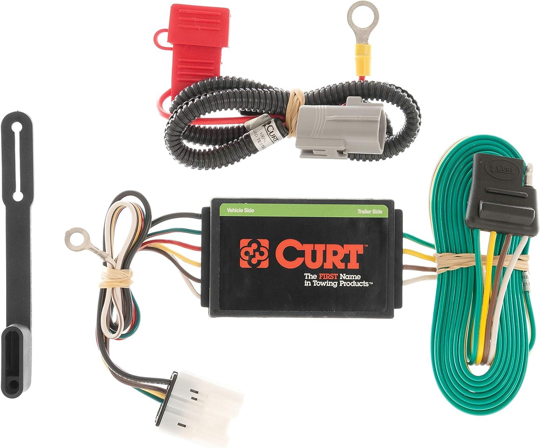 CURT Manufacturing 56223 Custom Wiring Harness