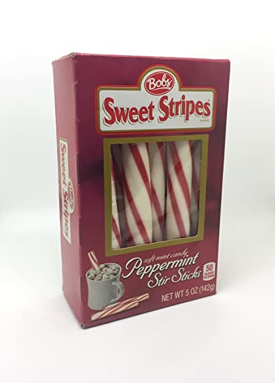 Bulk Red Bird Soft Peppermint Sticks - Old Time Candy 71