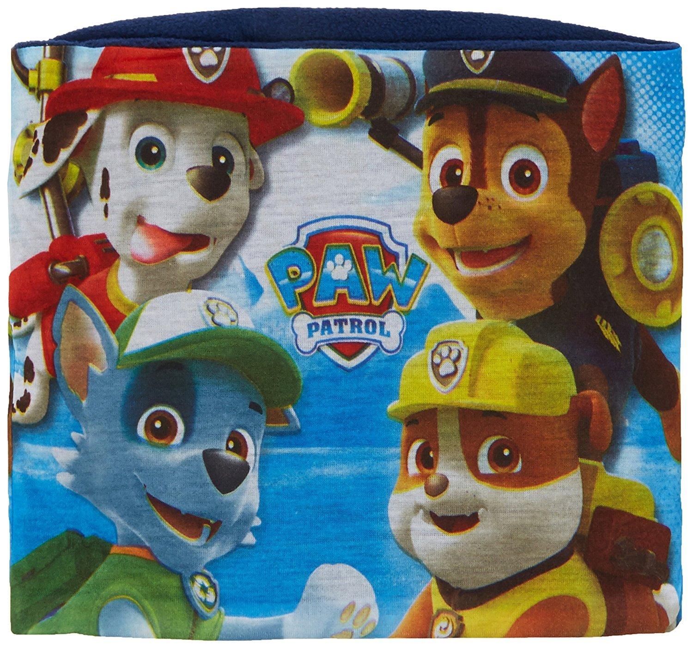 Paw Patrol Collo polare Coraline, Sun City ph4093–Colori assortiti: Rosso o Blu