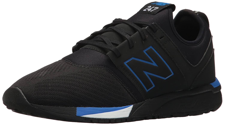 New Balance Herren 247 Classic Mesh Sneaker  11|Black